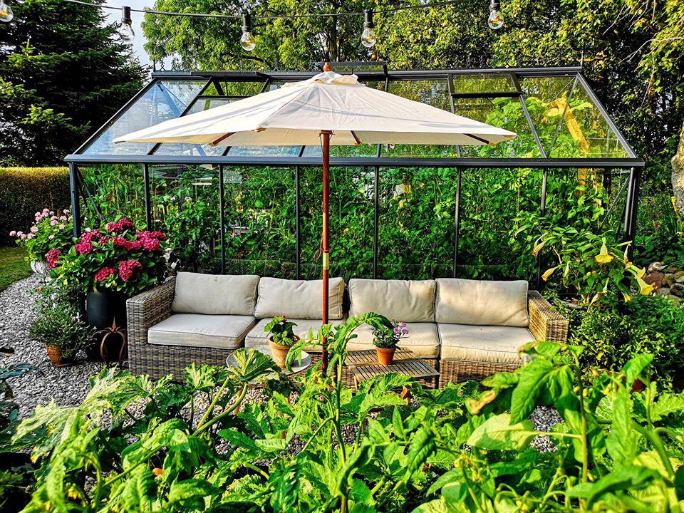 Khu vườn đẹp như cổ tích nhờ sở thích trồng cây và hoa của chàng trai trẻ - Ảnh 20.