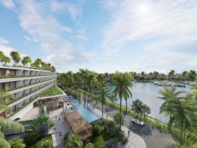 Dự án Sailing Club Signature Resort Ha Long Bay.